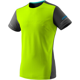 Dynafit Alpine SS Tee Men, fluo yellow